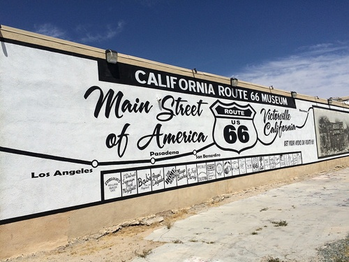 California Route 66 Museum marks 20th year