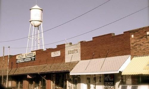A closer look at McLean, Texas