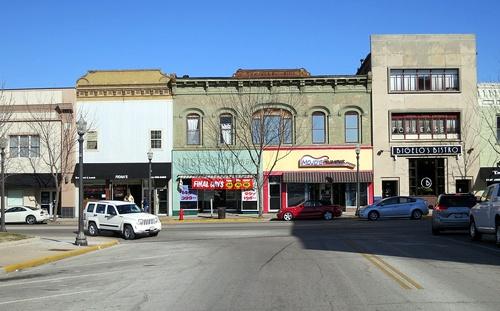 Downtown Edwardsville, Illinois