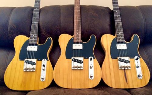 66 Bowl guitars