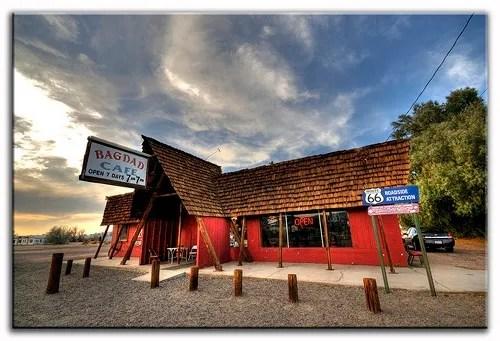 Bagdad Cafe, Newberry Springs