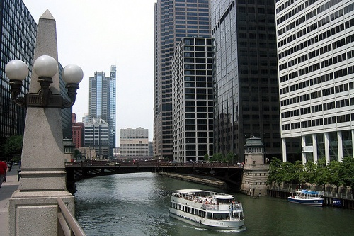 Jackson Boulevard Bridge, Chicago