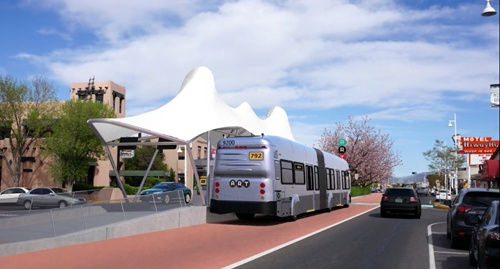 A closer look at Albuquerque Rapid Transit