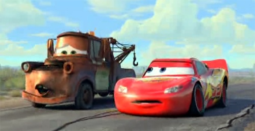 "Graphic novel of ""Cars"" movie coming this summer"