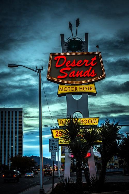 Desert Sands Motel in 2013, Thomas Hawk