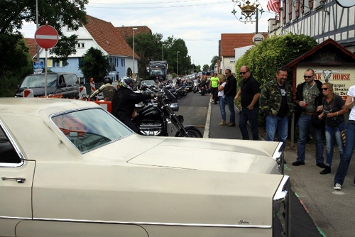 European Route 66 Festival. Germany