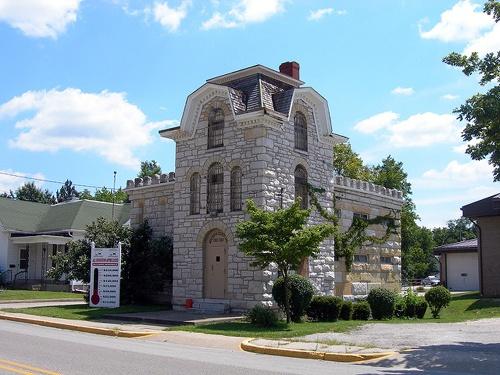 Macoupin County Cannonball Jail