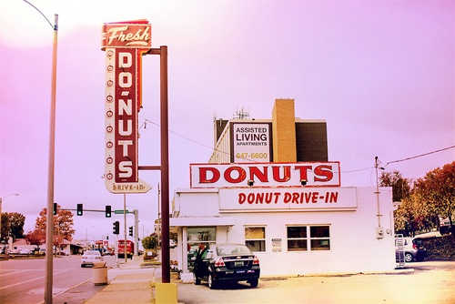 Donut Drive-In, St. Louis