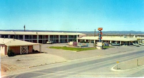 More about the Western Host Motel restoration