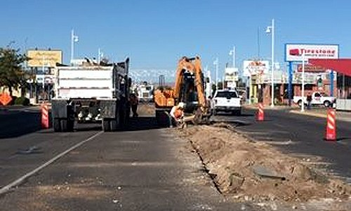 Construction begins for Albuquerque Rapid Transit project
