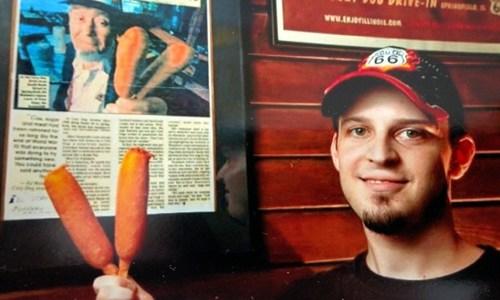 Tony Waldmire of Cozy Dog Drive-In dies