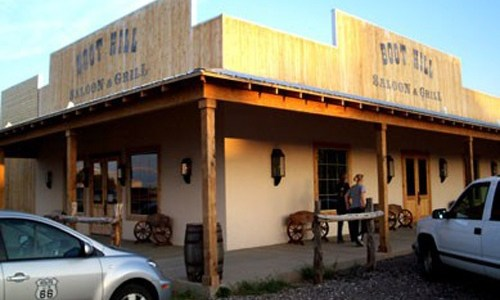 Boot Hill in Vega sold; its restaurant days are done