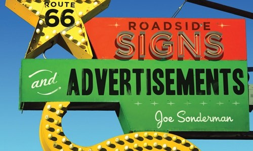 "Book review: ""Route 66 Roadside Signs and Advertisements"""