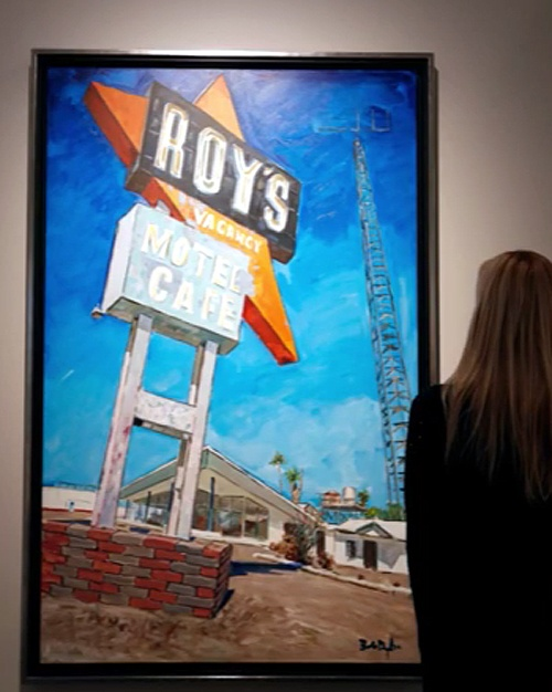 New Bob Dylan artwork features Route 66