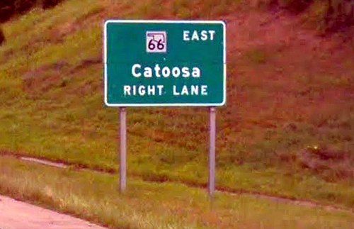 Catoosa to meet with state officials over plan to close Route 66 exit