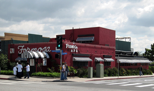 Bad news, good news for Formosa Cafe in West Hollywood