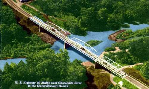 Fate of Gasconade River Bridge dominates county meeting