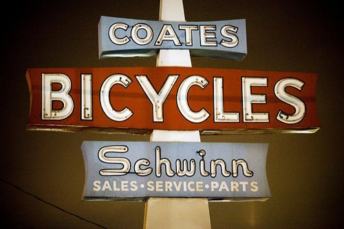 Coates Cyclery, Pomona, CA