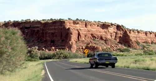 """Route 66 and Historic Byways in Cibola County"""