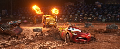 "New ""Cars 3"" trailer released"