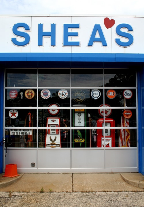 Site of Shea's Route 66 Gas Station Museum back up for sale