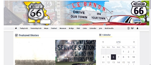 Lebanon, Lacede County in Missouri launches new website