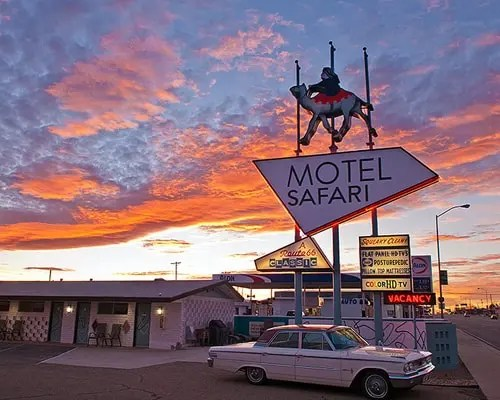 New owner takes over Motel Safari in Tucumcari