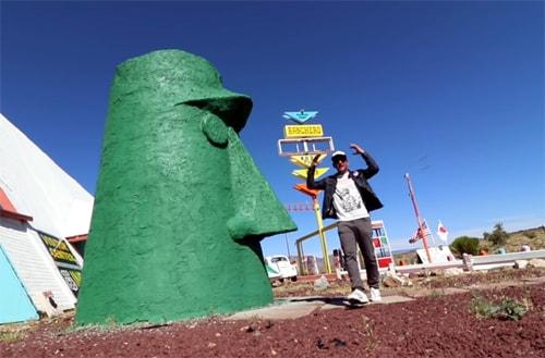 Randomland Adventures videos on Route 66 are a treat