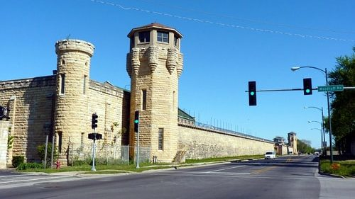 "Old Joliet Prison will be featured on Travel Channel's ""Ghost Adventures"""