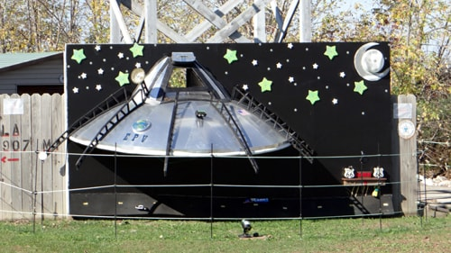 Spaceship to land at The Mill for its 88th birthday