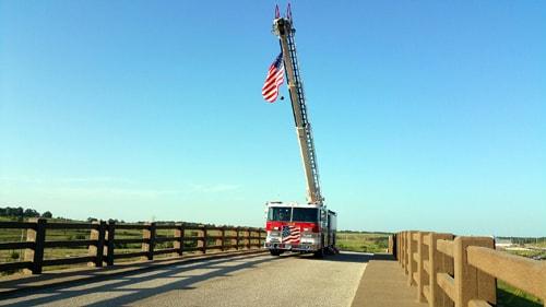 Officials dedicate restored Front Street Bridge in Galena