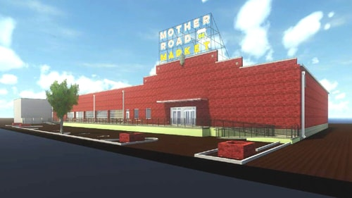 Mother Road Market planned in Tulsa