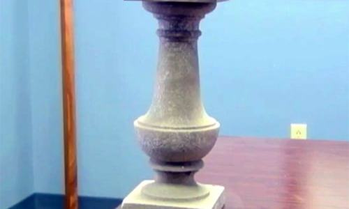 Over half of balusters from Carthage bridge are sold