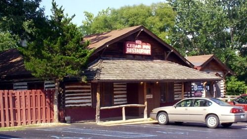 Renovation of Red Cedar Inn into museum may take two years