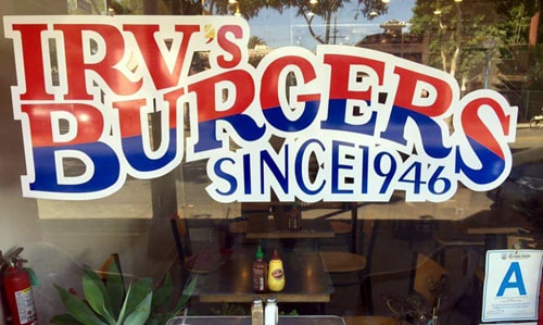 Co-owner of Irv's Burgers in West Hollywood dies