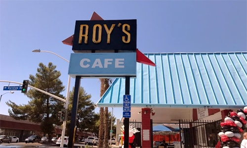 Restaurant inspired by Roy's of Amboy opens in Barstow