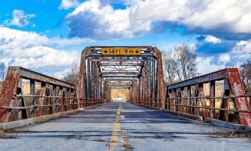 Group to begin fundraising to restore Gasconade River Bridge