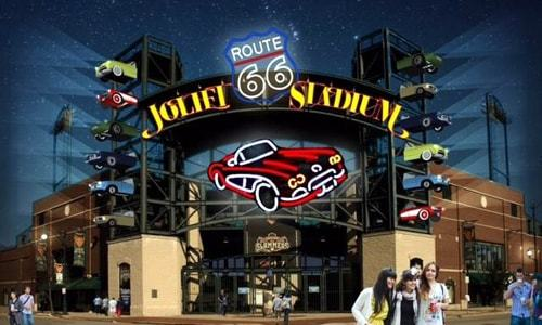 Joliet's baseball stadium to be renamed Joliet Route 66 Stadium