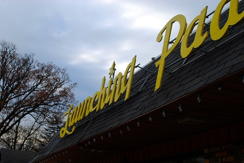 Launching Pad Drive-In likely will be fully open by April