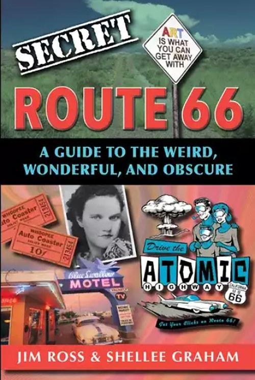 """Book review: """"Secret Route 66"""""""