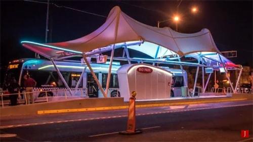Albuquerque Rapid Transit opens; buses are rolling