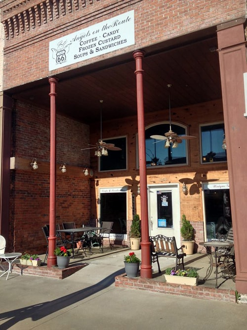 Angels on the Route restaurant in Baxter Springs closes temporarily
