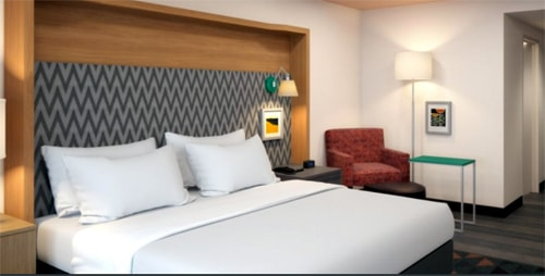 Holiday Inn with Route 66-themed restaurant opens in Joplin
