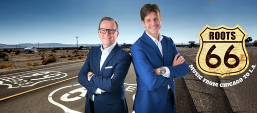 Belgium TV, radio crew traveling Route 66 this summer