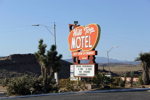 Renovated Hill Top Motel in Kingman may reopen about Jan. 1