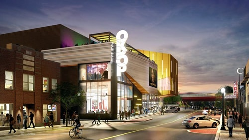 Artist's rendering unveiled for OKPOP museum in Tulsa