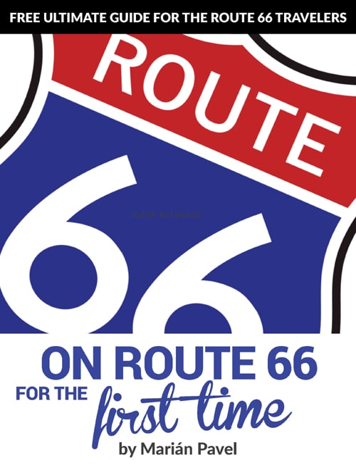 "Book review: ""On Route 66 for the First Time"""