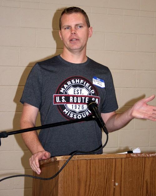 """Roamin' Rich"" Dinkela ousts longtime Missouri Route 66 Association president"
