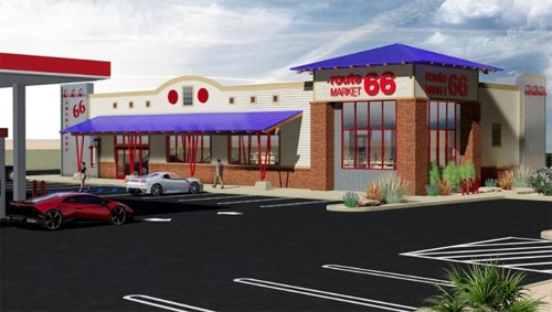 Route 66-themed convenience store coming to Helendale