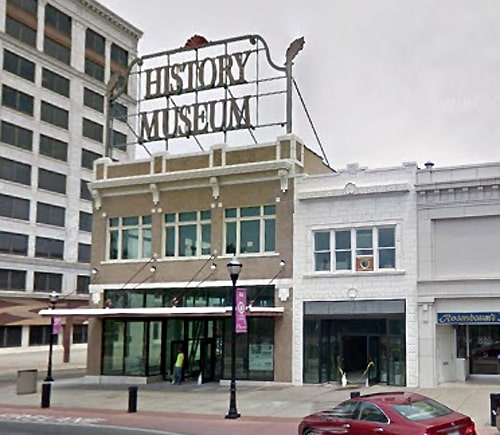 Radio station gets preview of History Museum on the Square renovations